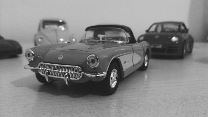 Modelcar Classic Car Dailyphoto Black & White Collektion 🚗💨