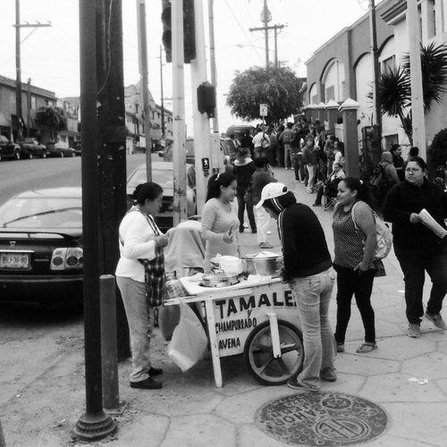 Tamales Av .revolucionStreetphotography