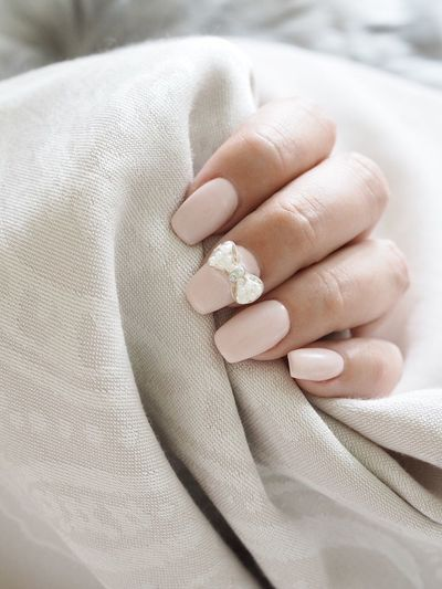 Nails Manicures White Interior