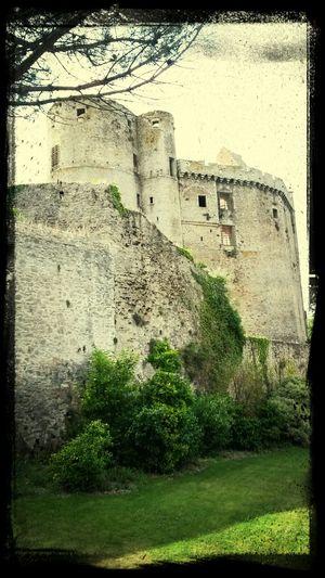Chateau De Clisson Moyen âge Vacances Bretagne