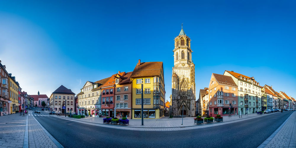 Chapel Tower, Rottweil, Germany Rottweil Germany Chapel Tower  Chapel Church Architecture Building Historical Historical City Historical City Center Panorama City Cityscape Baden-Württemberg