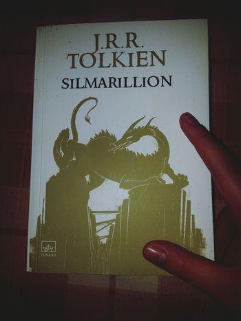 Silmarillion Jrrtolkien Book