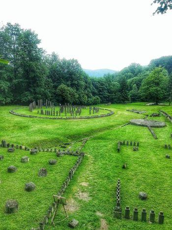 Sarmisegetuza Dacian Temple Beauty In Nature