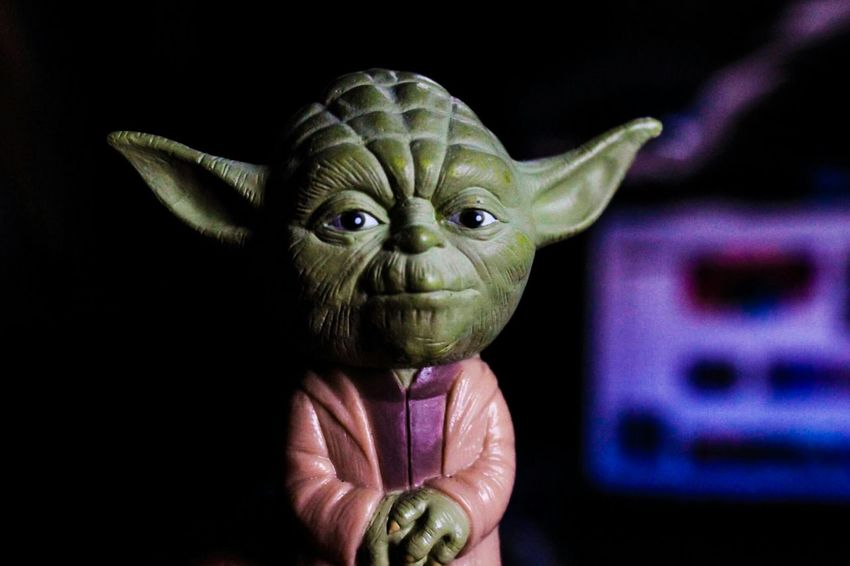 Master Yoda Wisdom Jedi Jedi Knight Usbflash Drive