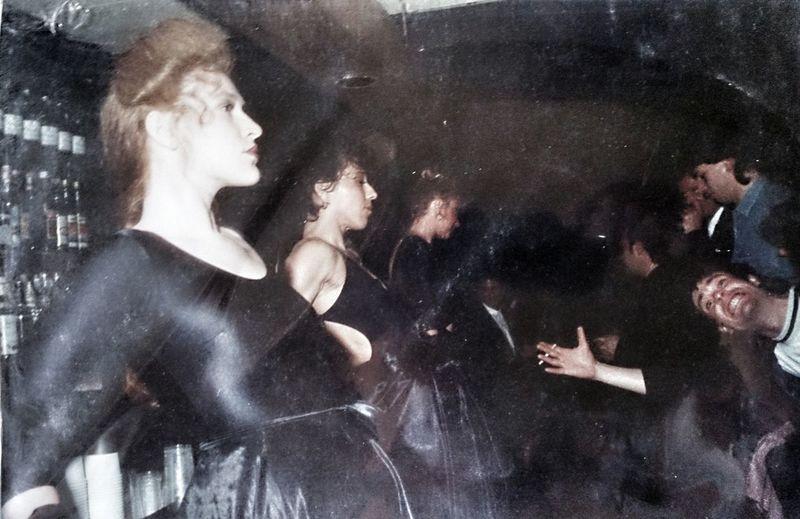 Fashion, anni '80 - My Analogic Portfolio