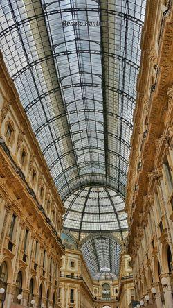 Galleria Vittorio Emanuele II, Milano.Galleria Vittorio Emanuele Milano Milan Italy Lombardia Lombardia_super_pics Samsung Galaxy S5 GalaxyS5 Architecture GalleriaVittorioEmanuele