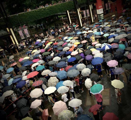 Scene in Rainy Day , Taipei,Taiwan EyeEm Diversity