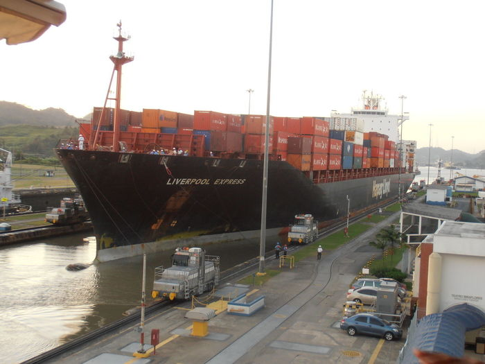 Canal De Panama  Miraflores Panama Panamá