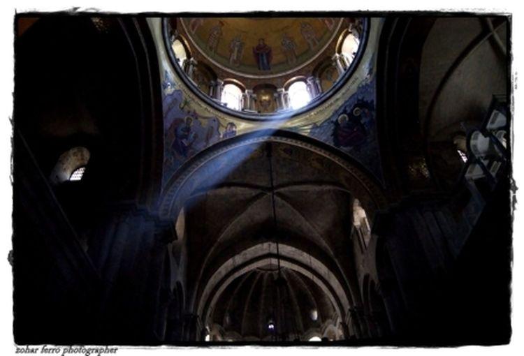 Jerusalem Church Of The Holy Sepulshre