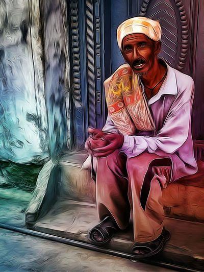Only Men Men Adult Beggar Poor  India Potrait Motog5plus JammuandKashmir Udhampur Mobilephotography Human Man Abandoned EyeEmNewHere Postcode Postcards