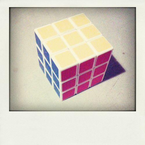 I made IT!!! Rubik's Cube I Made It