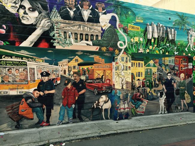 Balmy Street Missiondistrict San Francisco