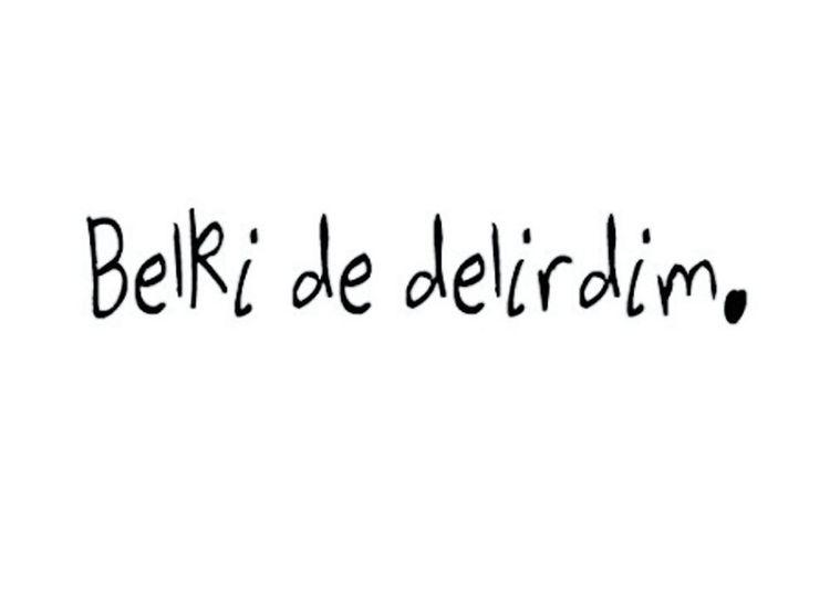 That's Me Deli Delirtin Beni Hayat Başakşehir Istanbuldayasam