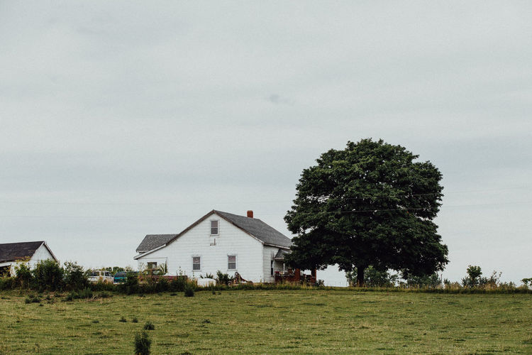 Country Countryside House Landscape Nature Old House Outdoors Tree First Eyeem Photo