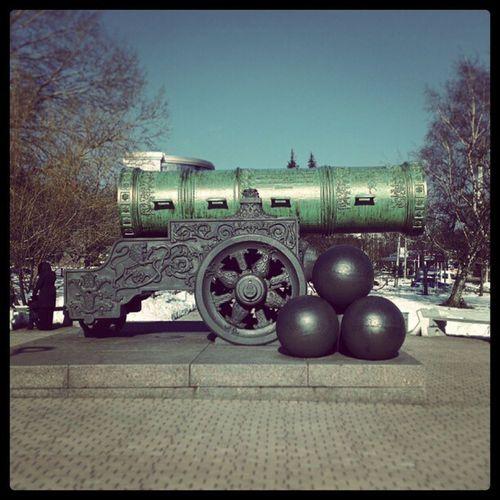 Донецк пушка ядро Donetsk Gun Cannonball