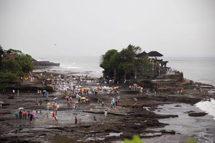 Bali Temple Hindu Tanah Lot