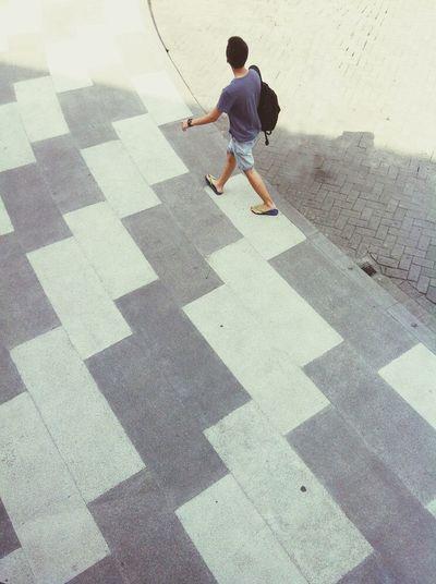 Walk Alone 🚶