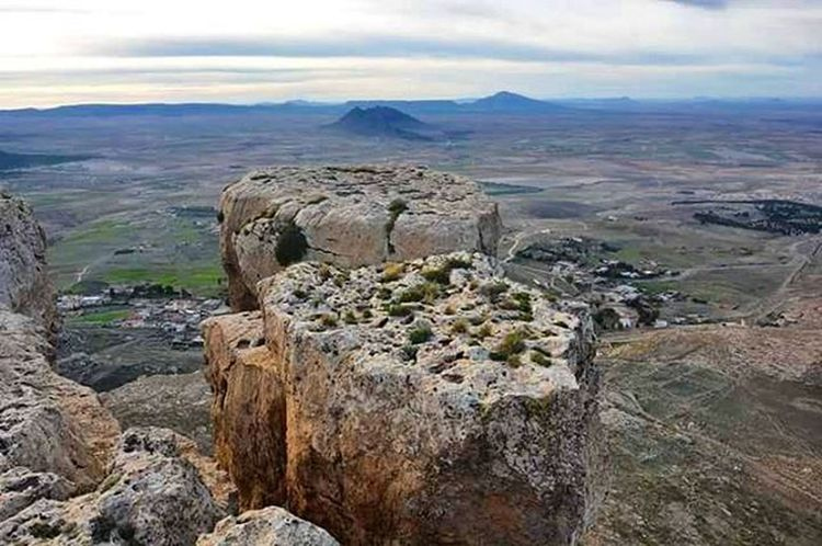 Tunisia IgersTunisia Kef Hill Nature Kalaatsenan Universe Sightseeing والسلام ... :)