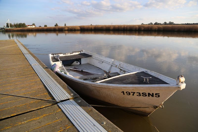 The Boat Water Nautical Vessel Transportation Mode Of Transportation Reflection Moored Lake