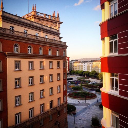 SPAIN City Architecture Cityscape