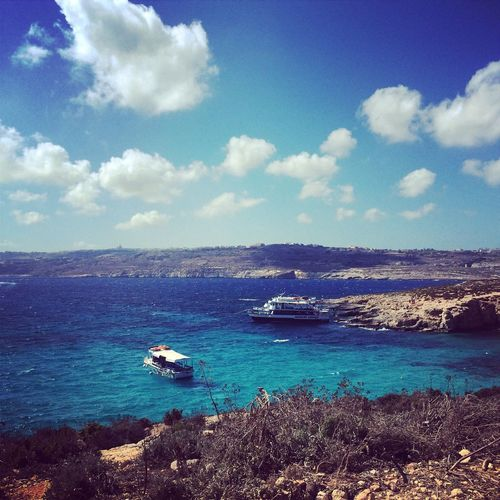 Comino The Blue Lagoon, Comino Malta