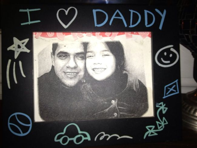 Me And My Daddy