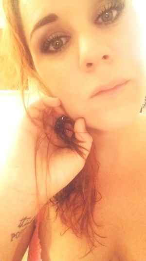 Summer Orangehair Redhair Rouquinestyle Rousse Photooftheday Tatooedgirl Mymakeup Lovemakeup Urbandecaycosmetics