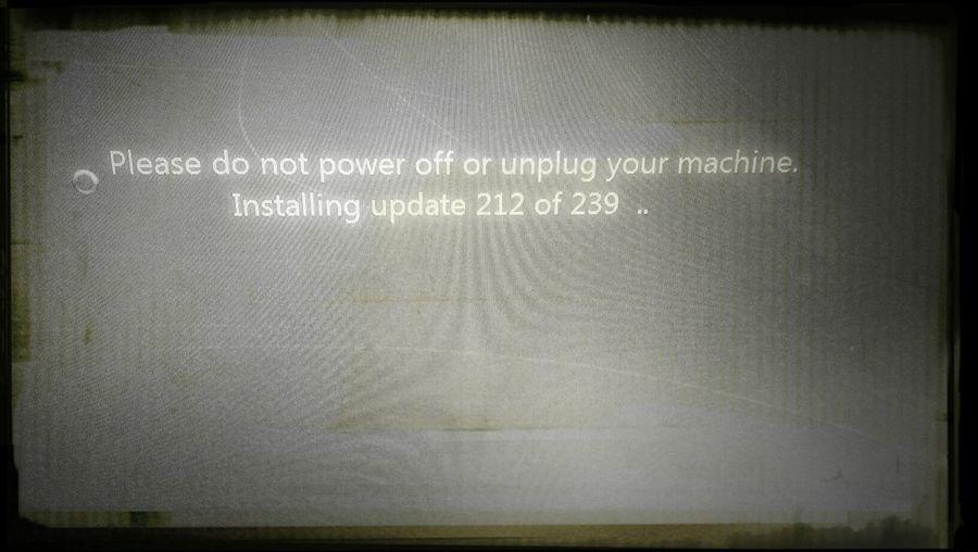 Too much updates Working