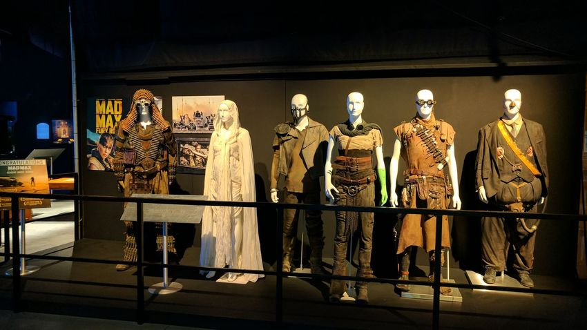 Mad Max: Fury Road Costumes Costumes Mad Max Mad Max : Fury Road Indoors  No People