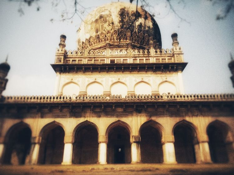 One of the Qutub Shahi Tombs. Architecturephotography History Through The Lens