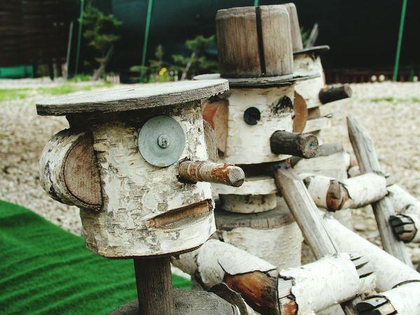 - Hi Pinokkio. / -I'm not Pinokkio, you're Pinokkio! / - We're all Pinokkios... Pinokkio Lies Wood Morals  Gepetto Story Wise Polandisbeautiful Poland