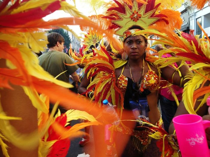 Notting Hill Carnival Reportage