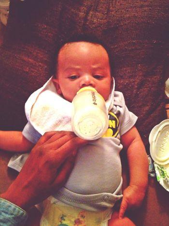 My Baby Boy :)
