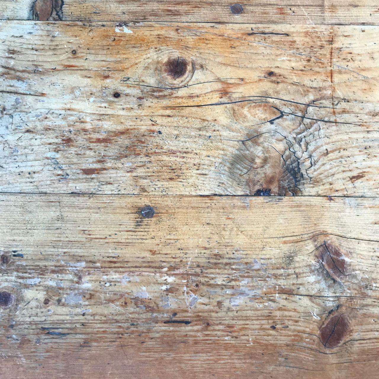 FULL FRAME SHOT OF OLD WOODEN TABLE