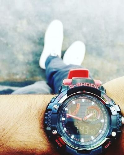 Time Clock Day Fashion Only Men Human Body Part People Close-up One Person One Man Only Fashionblogger Fashion🌸 Fashionlover Trissur Human Leg Rainday LoveTravel Freshness