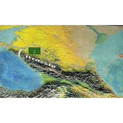 Было до 1864г черкесия адыги Circassian Adiga