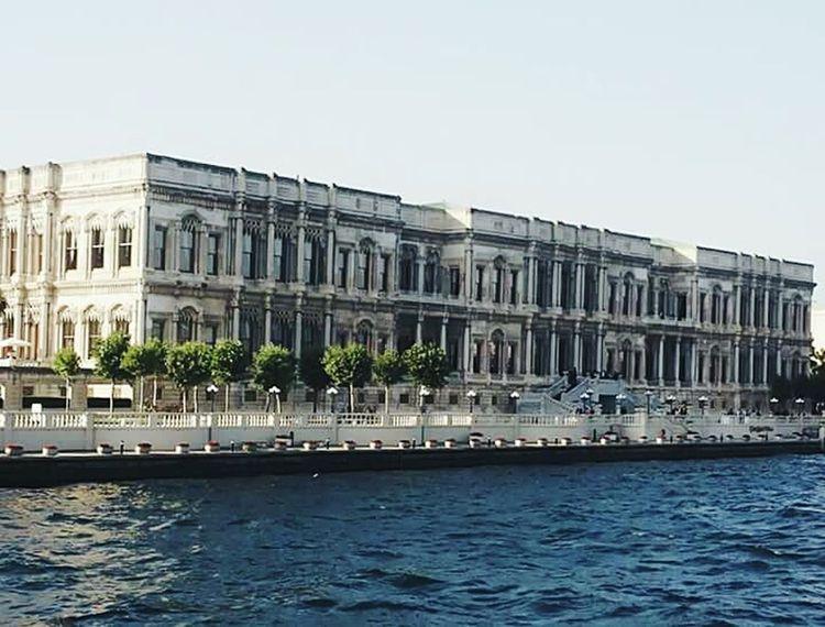 Marmarasea Turkey Istanbul Beautiful View Beautiful Building  Vintge White Classic I Love My City