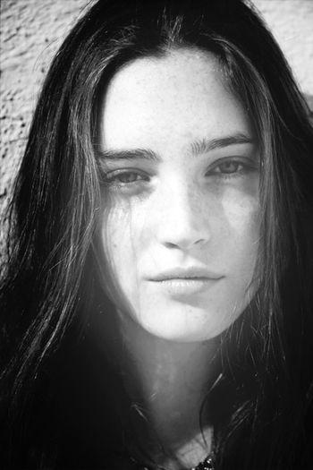 Black And White Portrait The Portraitist - 2014 EyeEm Awards Blackandwhite Portrait