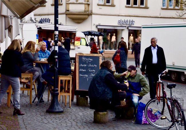 The Street Photographer - 2016 EyeEm Awards Happy Together   Street Photography Saarbruecken Saarland Germany🇩🇪 Streetphoto_color Street Life