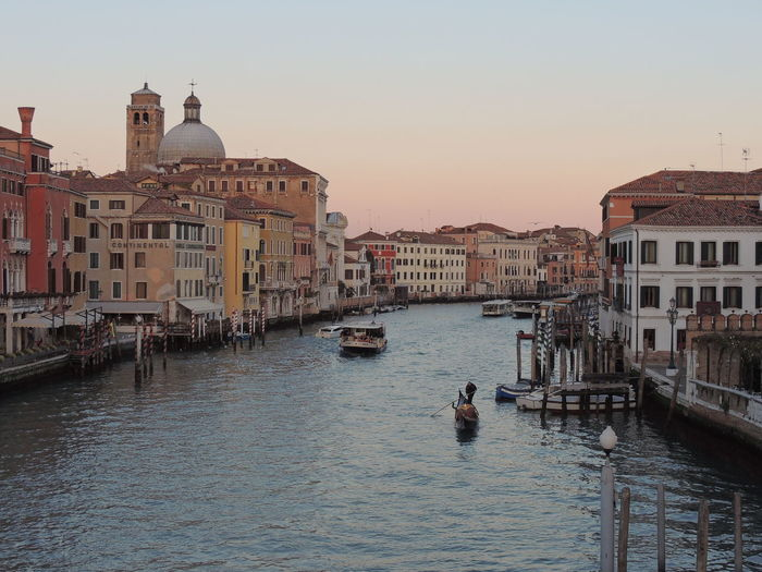 Architecture Building Exterior City Cultures Day Gondola - Traditional Boat History Nautical Vessel No People Outdoors Sky Tourism Travel Travel Destinations Water