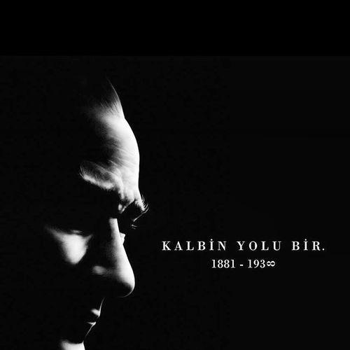Atatürk Atam 10Kasım Karagün