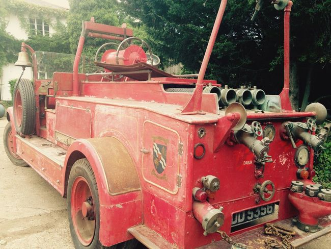 EyeEm Best Shots Iphonephotography Vintage Cars Firetruck