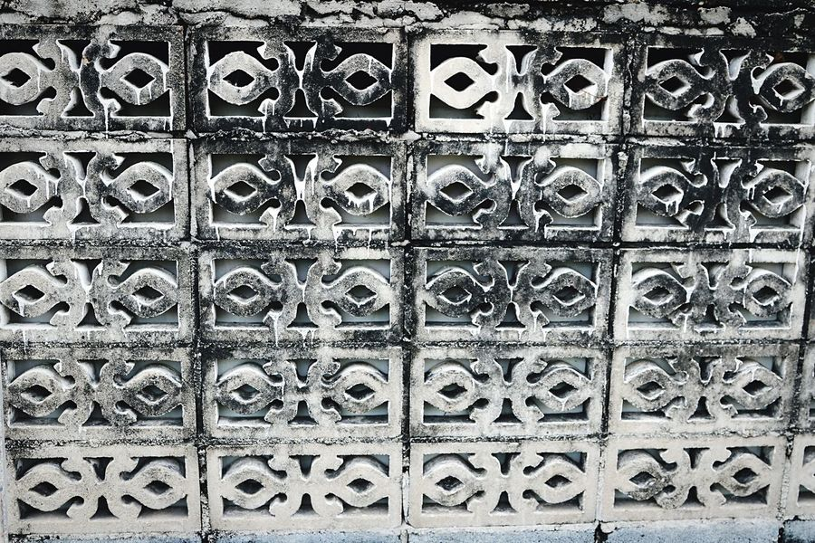 Texture Surface Pattern No People Metal Full Frame Day Outdoors Backgrounds Close-up Architecture Blick BlickArt