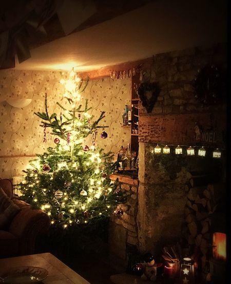 Christmas at home...