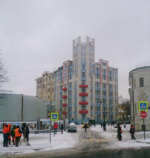 Нигде кроме, как в Моссельпроме. город архитектура пейзаж Landscape Urban Architecture