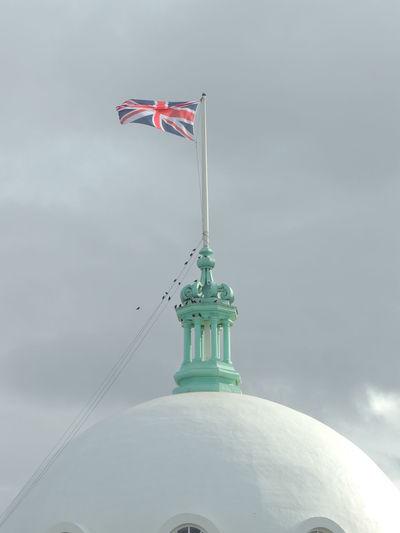 Patriotism Sky
