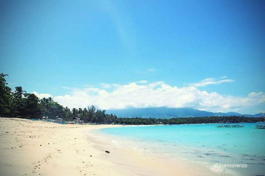 Beach Sea Water Shore Sand Calm Beauty In Nature Mati Davao Orient
