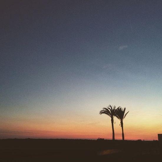 Miami no! El Prat! ElPrat Sunset Beach Playa