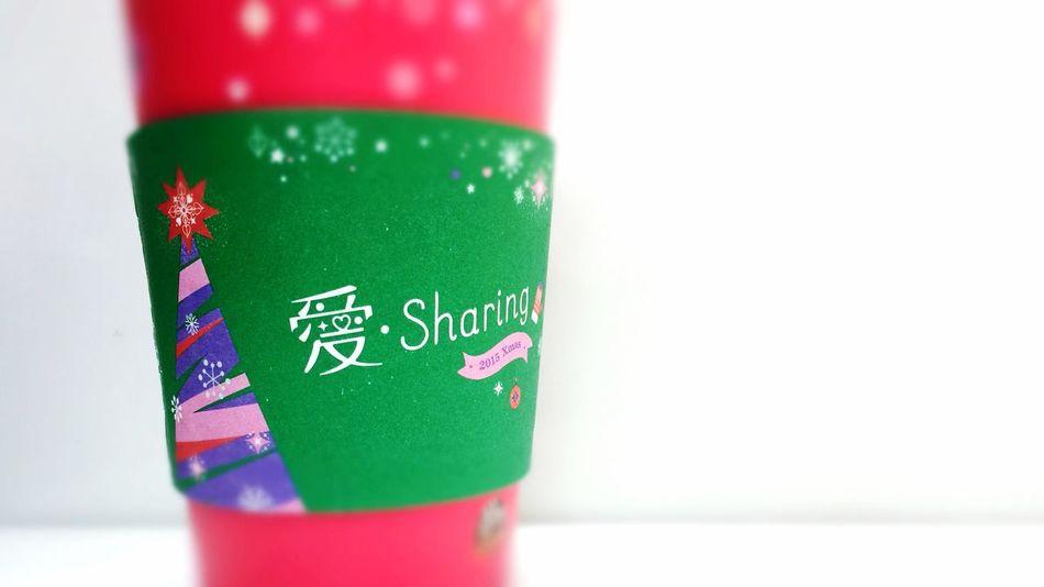 愛。Sharing Life Coffee 嘎逼 EDP。D