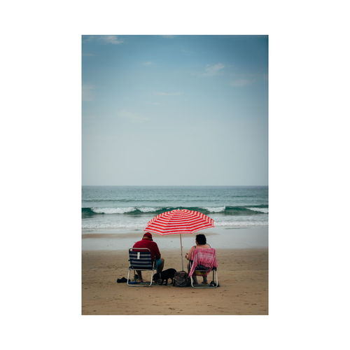 Cadice SPAIN Summer Holidays Sea #shore Seashore Sony A7RII Water Sea Beach Sitting Sand Full Length Bicycle Cycling Sky Horizon Over Water